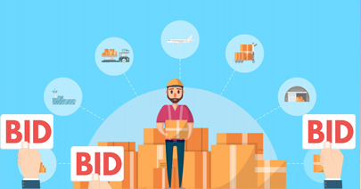 B2B Wholesale On-line Auction Platform